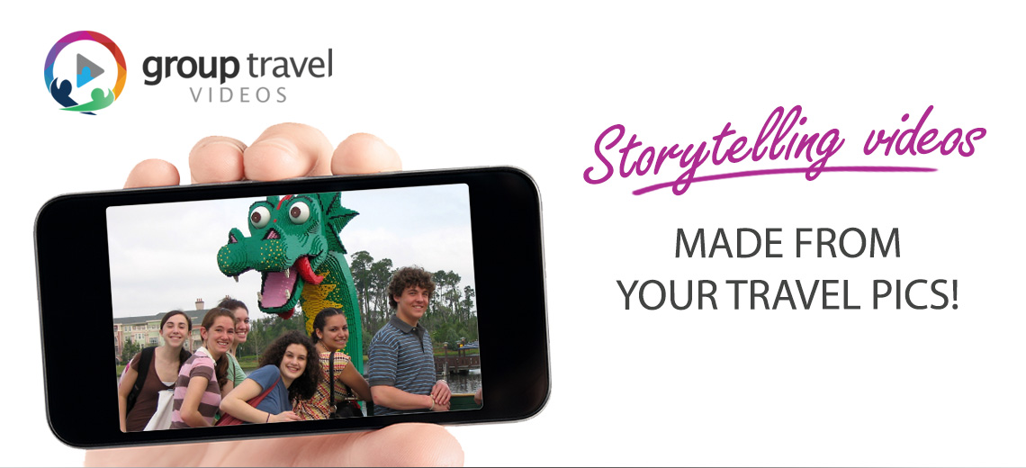 Group Travel Videos Storytelling Videos