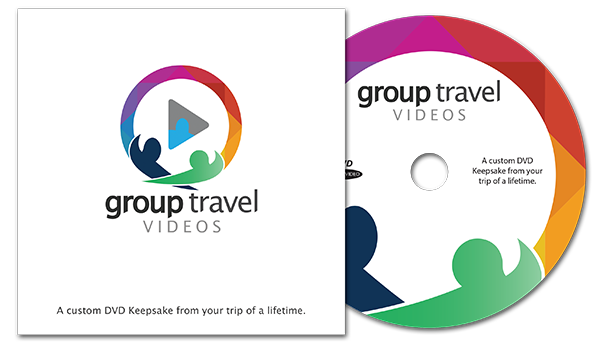 Group Travel Videos DVD and Sleeve